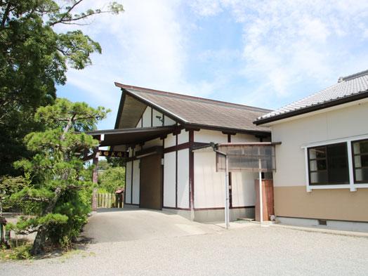結城神社の武道館「結武館」で室内除菌抗菌抗ウイルス施工をしました